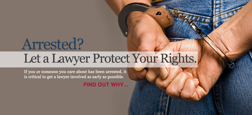 Arrested in Tampa? Let a lawyer protect your rights.